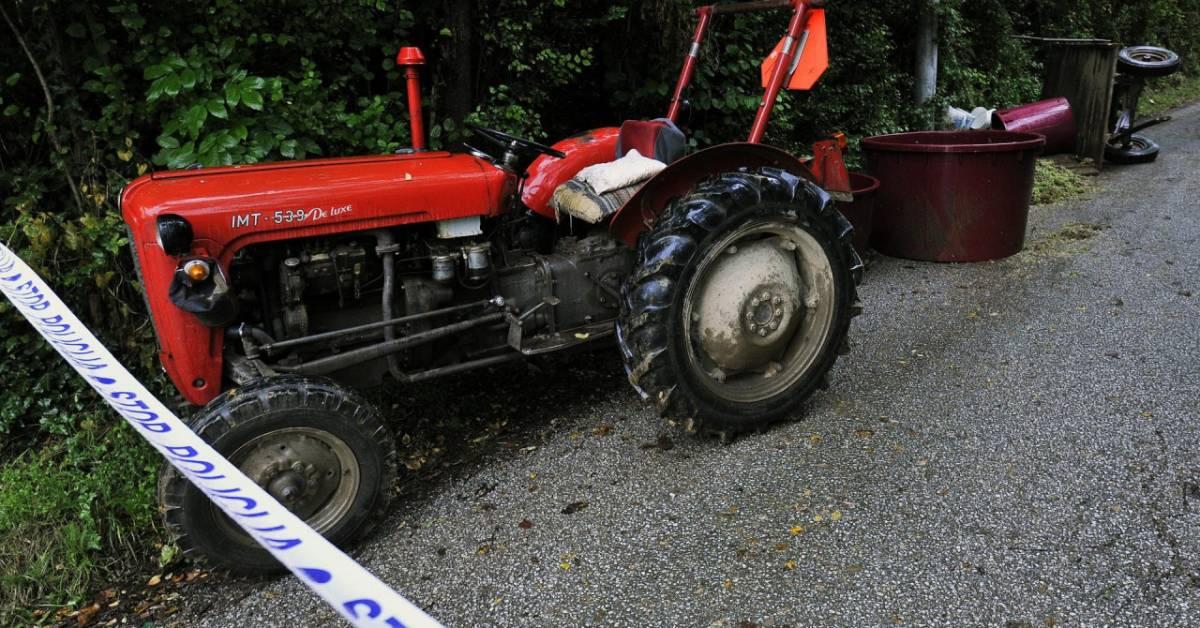 Još jedno prevrtanje: Iz pleterničkih vinograda prevezen traktorist u OŽB Požega