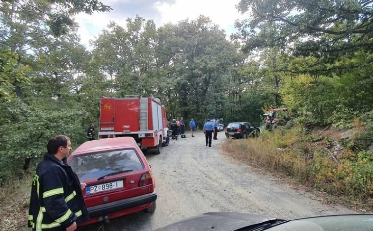 Policija objavila detalje prometne nesreće u kojoj su poginuli otac i sin