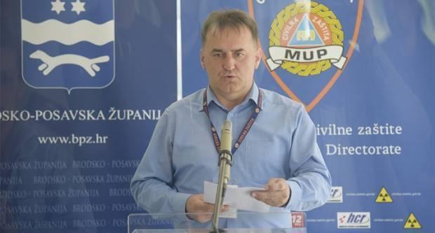Županija poslala podatke, u Slavonskom Brodu testiran strani državljanin