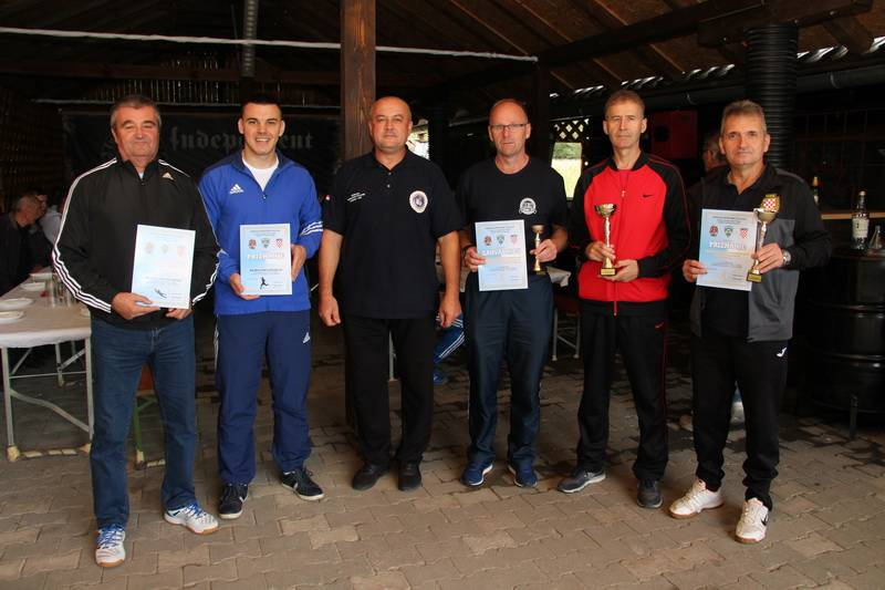 Uz Dan policije i blagdan zaštitnika sv. Mihovila Udruga hrvatske policije organizirala malonogometni turnir