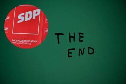 The End, Ende, Koniec, KRAJ