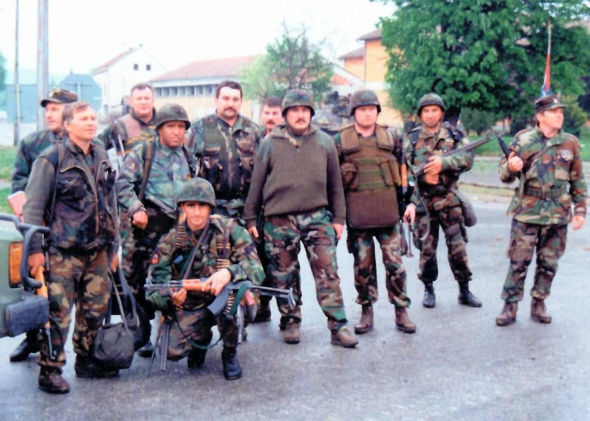 Oni su bili ponos – osnovana 121. brigada Zbora narodne garde