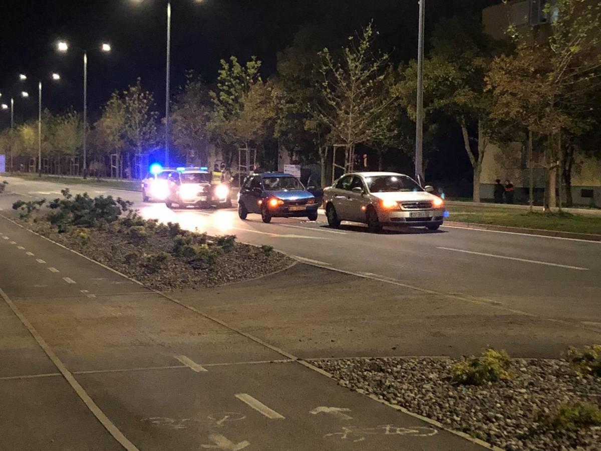 U prometnoj nesreći na Aveniji ozlijeđena je maloljetna osoba