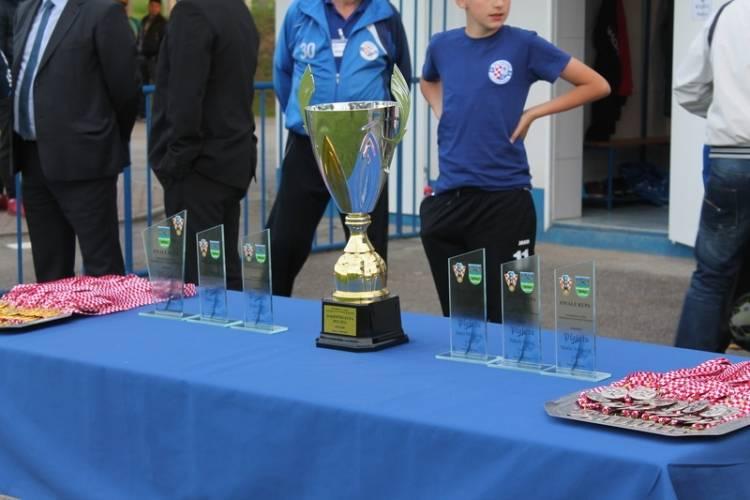 Ždrijebom određeni parovi 1/16 finala Županijskog nogometnog kupa
