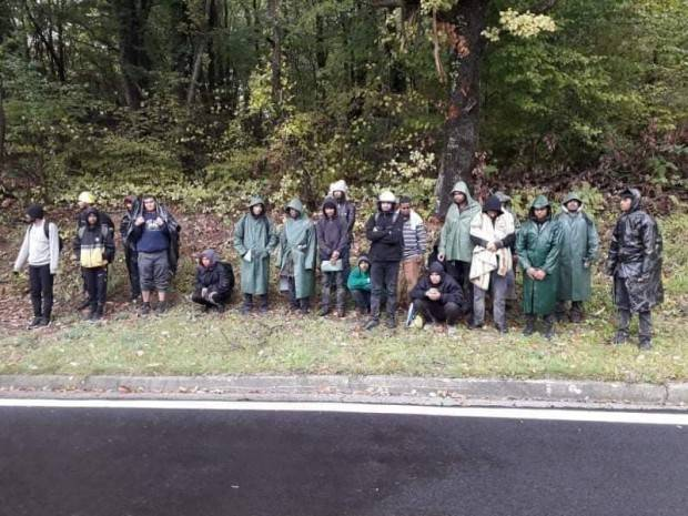 Velika grupa migranata lutala je na području naše županije, oglasila se i policija