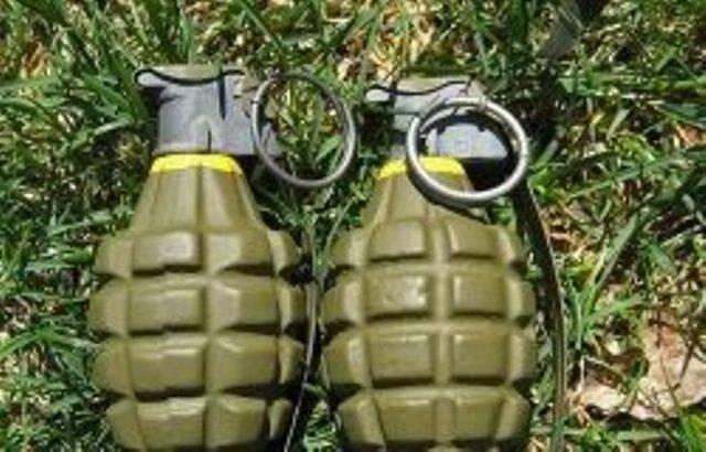 U Negoslavcima pronađene ručne bombe
