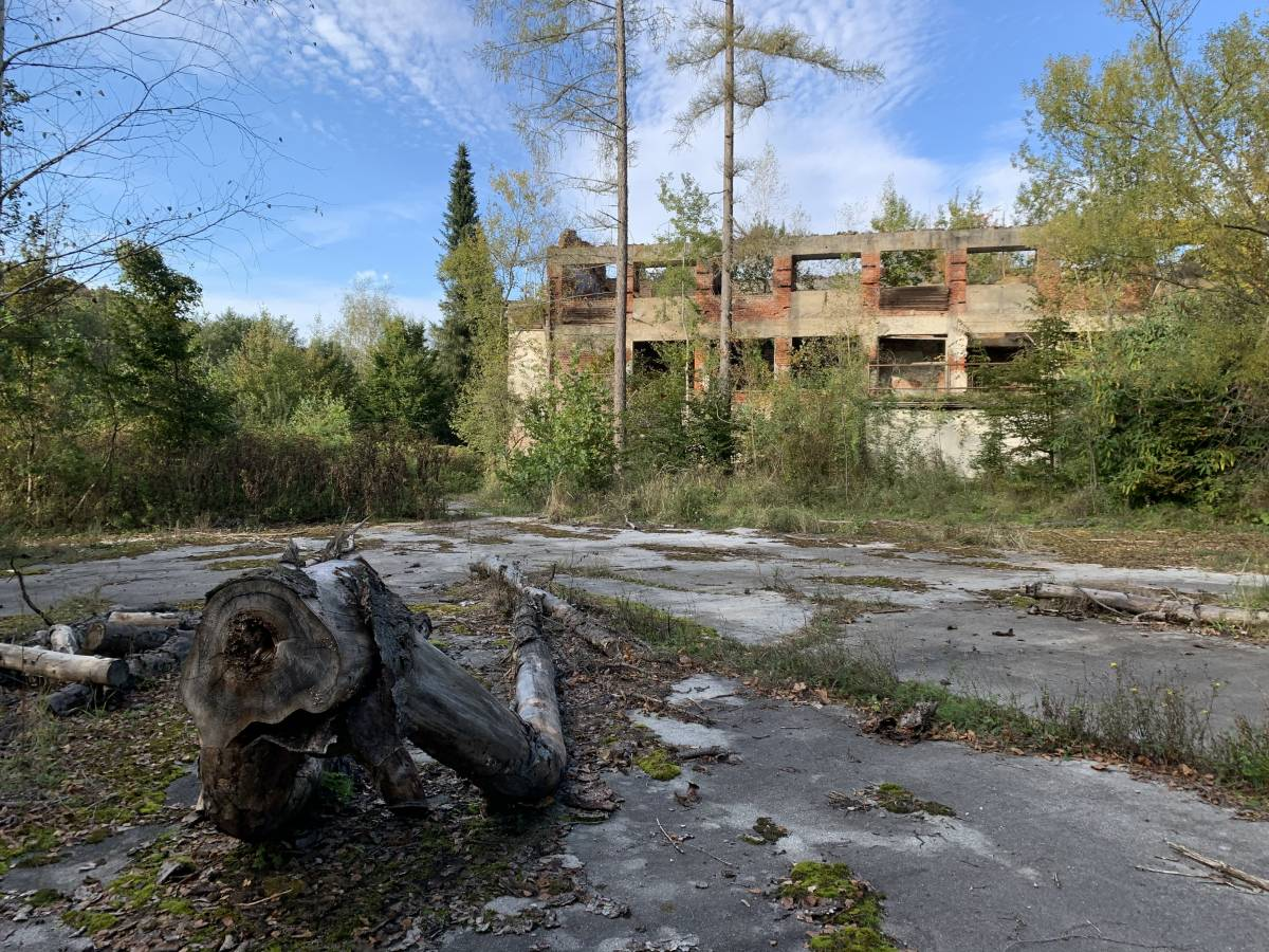 Kompleks odmaralište Zvečevo danas