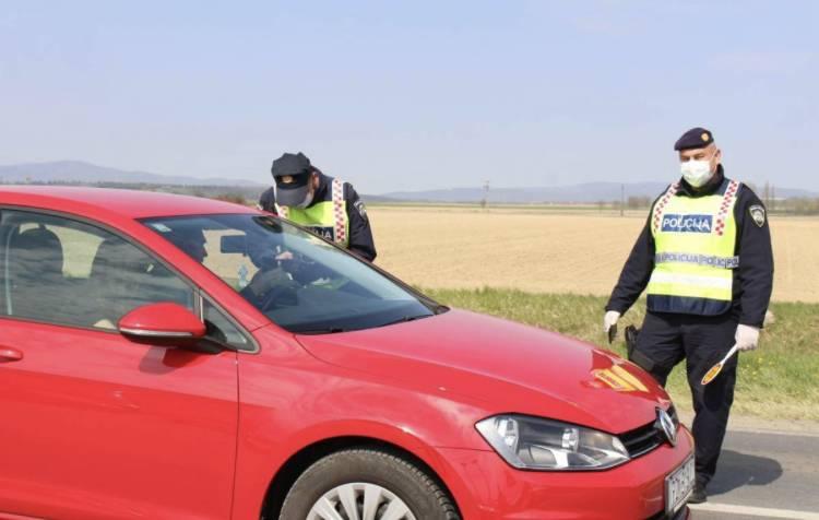 Jučer vozač isključen iz prometa, pogledajte što se desilo