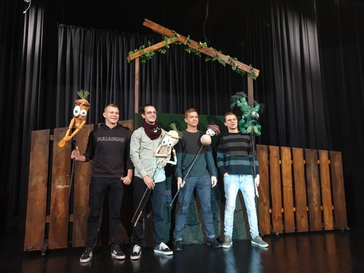 """Nova predstava za djecu Gradskog kazališta Požega - """"Zatočenik kule Bro"""""""