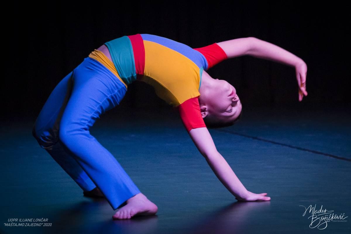 Plesna radionica Ilijane Lončar sudjeluje na 8. Dječjem susretu ʺBudućnost u namaʺ s festivalsko - natjecateljskim karakterom