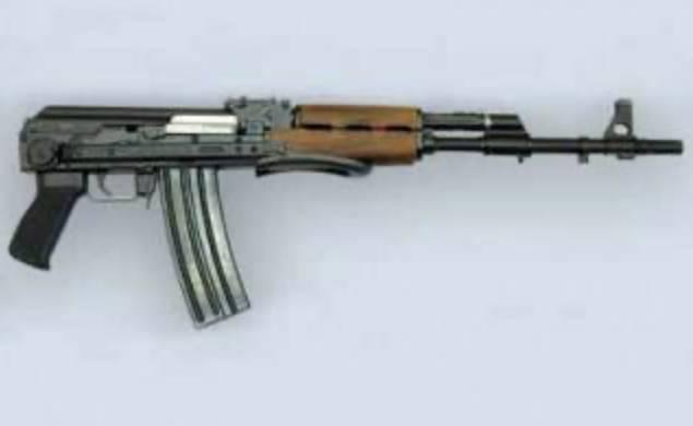 Policija od 72-godišnjeg Slavonca preuzela automatsku pušku i pripadajući spremnik
