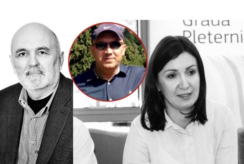 "Reakcija Ante Mandarića na članak Jerka Zovaka o prokazivanju i ""pljuckanju"" požeško-slavonskih krokodila"