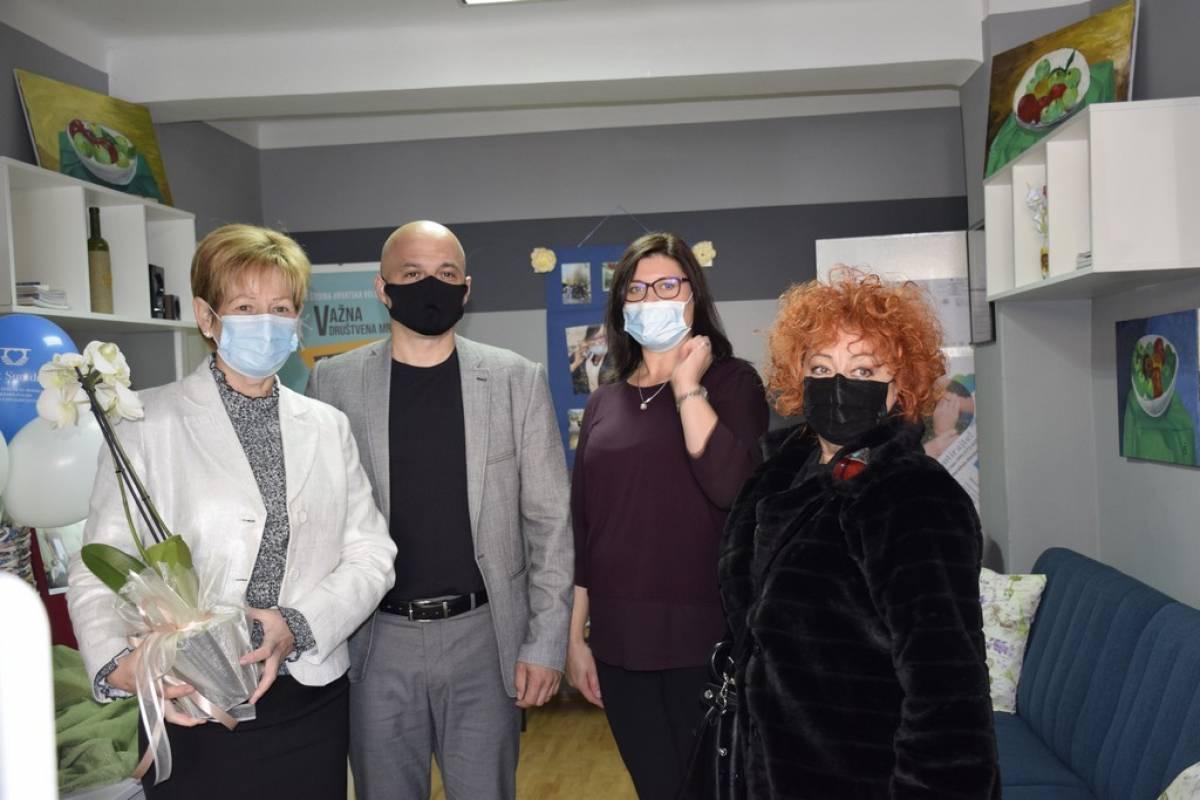 Društvo Multiple skleroze - Otvoren Društveni centar za rekreaciju i rehabilitaciju osoba s invaliditetom