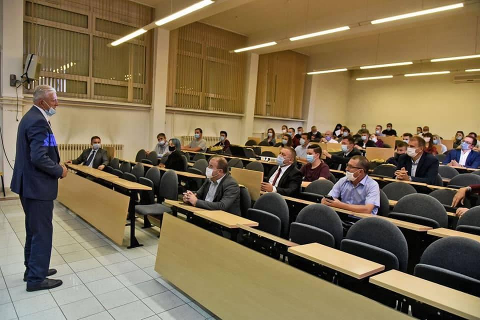 34 studenta s područja Slavonije upisala dislocirani preddiplomski stručni studij u Vinkovcima
