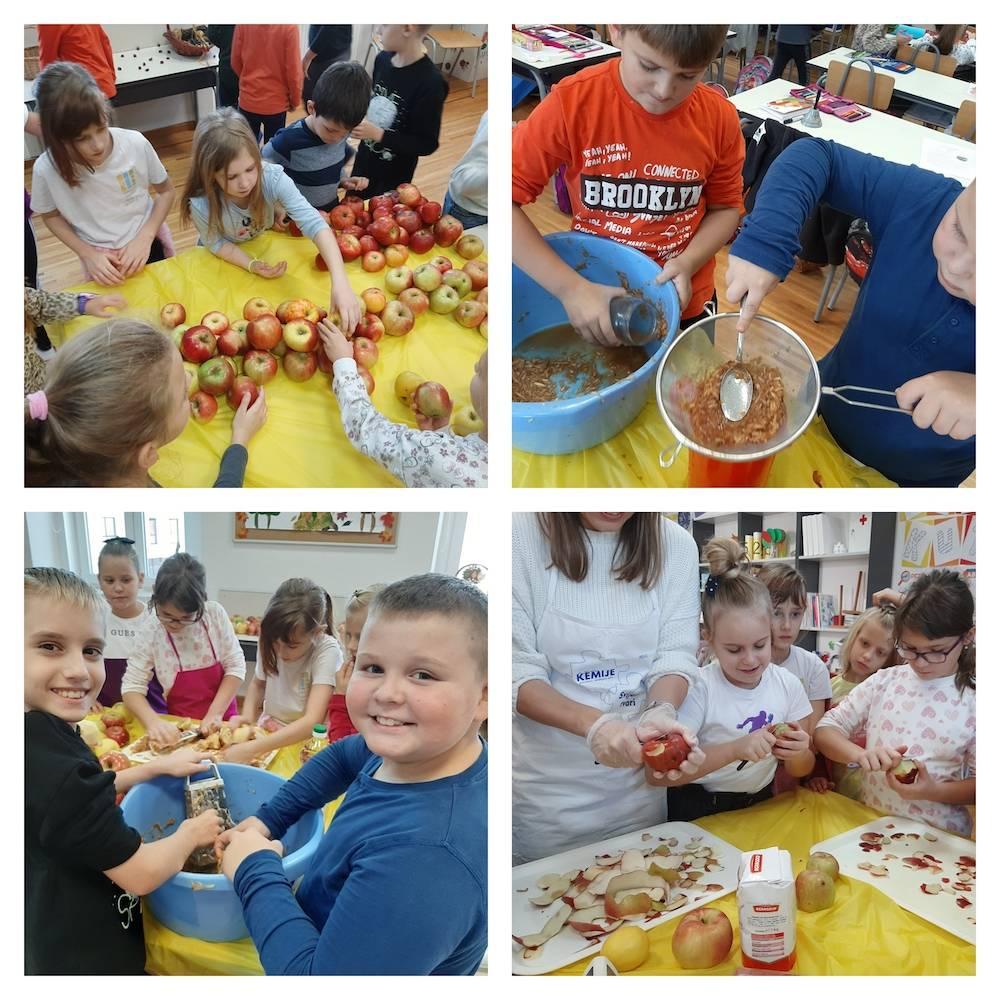 Dani jabuka u Katoličkoj školi