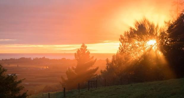 Danas sunčano uz jutarnju maglu