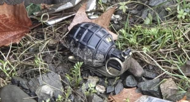 U kanalu između Vrpolja i Velike Kopanice pronašao šest ručnih bombi