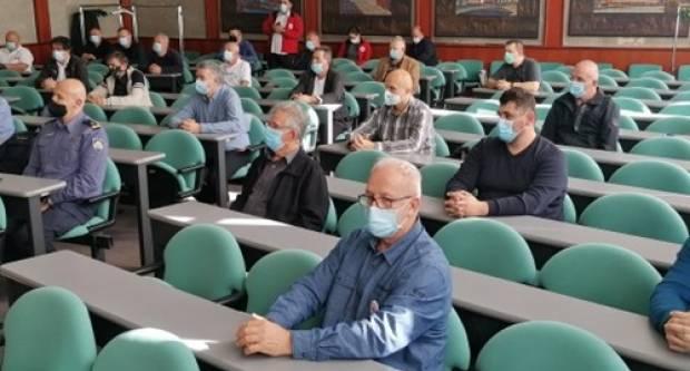Župan Božo Galić primio dragovoljne darivatelje krvi u Vinkovcima