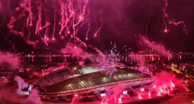 Za sve navijače Hajduka: Torcida spektakularnim prizorima iz Splita proslavila 70. rođendan