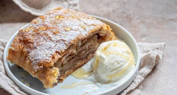 Štrudla od jabuka: Najlakši recept za kolač koji miriše na djetinjstvo