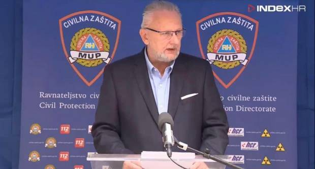 Božinović danas potpisao Odluku o uvođenju nužnih epidemioloških mjera za našu županiju