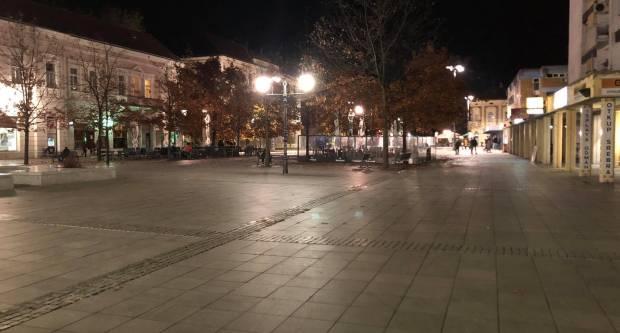 Danas je u Brodsko-posavskoj županiji najgori dan od početka pandemije, pogledajte kako izgleda centar Slavonskog Broda