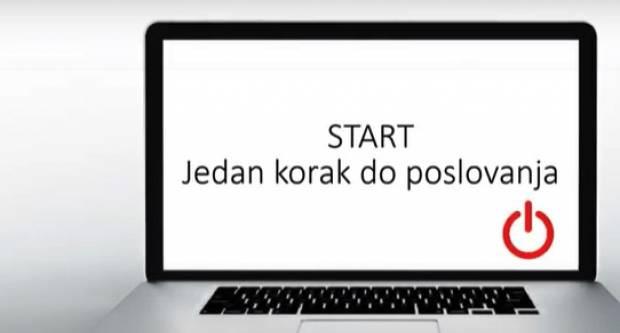 START – elektroničko pokretanje poslovanja za brz ulazak u poduzetništvo