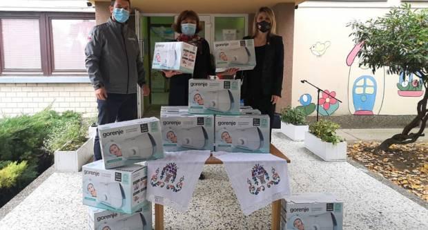 Ovlaživači zraka u vukovarskim dječjim vrtićima