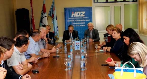 Poznati kandidati na unutarstranačkim izborima u HDZ-u Požeško-slavonske županije