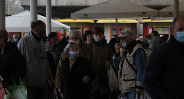 Šetnja brodskom tržnicom za vrijeme koronavirusa