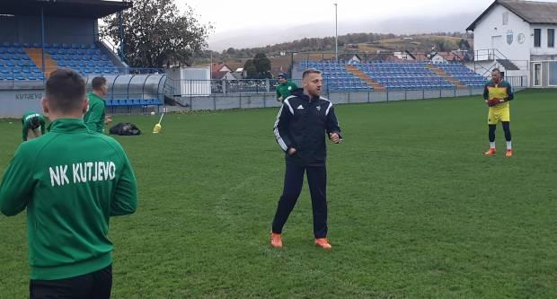 Kutjevački trener Marko Žigić ne skriva ambicije: ʺSljedeće godine Kutjevo vidim u borbi za vrh 3. HNLʺ