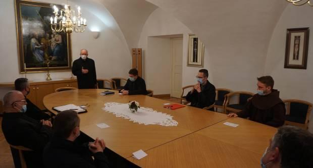 Bolnički dušobrižnici Požeske biskupije razgovarali o pastoralu u uvjetima koronavirusa