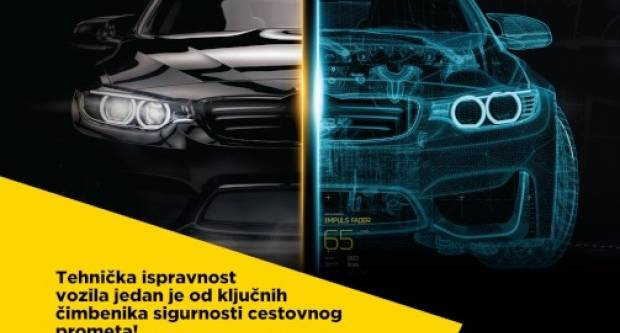 Dani tehničke ispravnosti vozila 2020. - od 23. do 28. studenog
