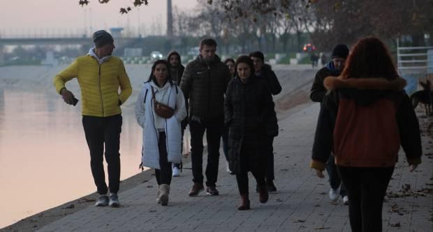 Jesenska šetnja gradom u doba koronavirusa