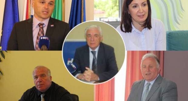 Neslužbeni rezultati unutarstranačkih izbora u HDZ-u