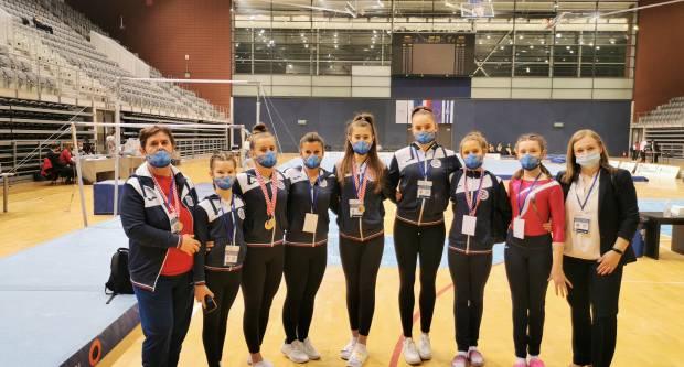 Natjecatelji GK Sokol sudjelovali na Državnom prvenstvu RH u Osijeku