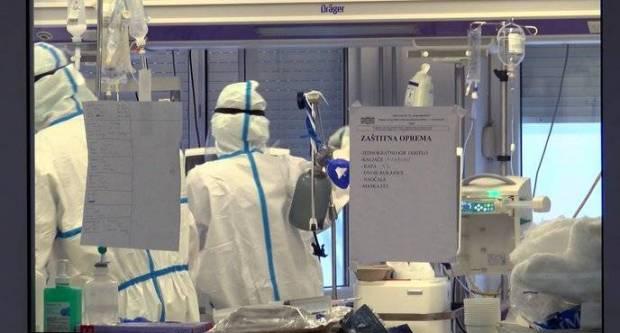 Županija poslala najnovije podatke, porast broja oboljelih i hospitaliziranih