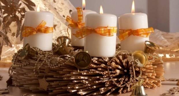 Započelo je adventsko vrijeme: Što predstavljaju četiri svijeće na adventskom vijencu?