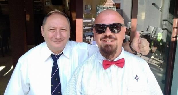 Sićo i Pavo slave povijesni rezultat na MO Lutvinka