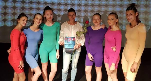 Plesačice Ilijane Lončar osvojile prestižnu nagradu za suvremeni ples