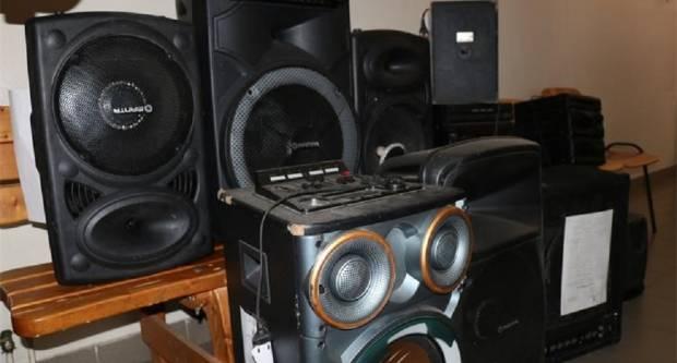 Prijavljen zbog glasne glazbe