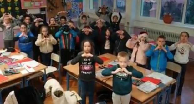 Brodski osnovnoškolci poslali poruku, ovo morate pogledati!
