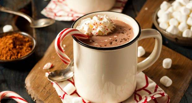 To nam treba! Recept za ʺzačinjenuʺ vruću čokoladu s rumom i cimetom