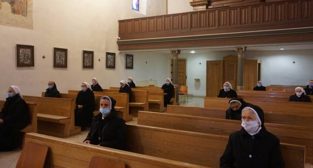 Adventska duhovna obnova za redovnice u Požegi