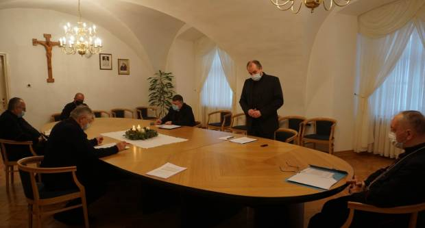 Jesenska sjednica Stolnog kaptola sv. Petra u Požegi