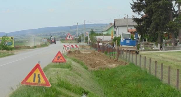 Uskoro kanalizacija za Ramanovačku i Komarovačku ulicu u Kaptolu
