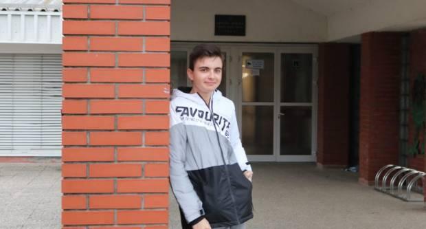 Pakrački gimnazijalac Leon šesti u Hrvatskoj na natjecanju iz povijesti