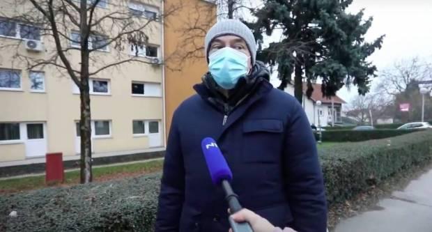Dragan Kovačević je danas poslijepodne izašao iz pritvora u Remetincu