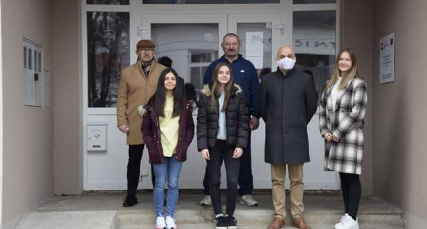 Gradonačelnik Puljašić posjetio Gimnastičko društvo ʺSokolʺ i čestitao na vrhunskim rezultatima