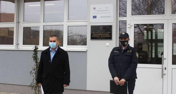 Energetska obnova zgrade PU požeško-slavonske